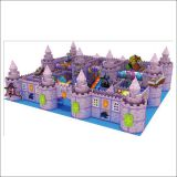 HLB-15036 Children Play Game Kids Naughty Castle Playground