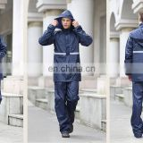 Customized New style Raincoats Hight Quailty for Workers style suit waterproof Raincoat