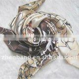 Lady' Square Silk Scarf Hot Sell