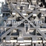 crawler crane undercarriage parts Sumitomo LS518  track shoe track pad factory sale