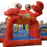 Inflatable bounce castle air castle for sale
