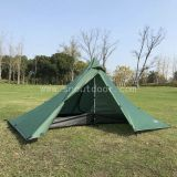 Mountain Cattle 1 person pyramid mountaineering trekker tent