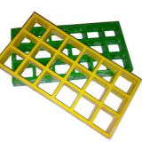 fiberglass solid grille / water resistance steel grating / tree protection frp grating