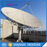 4.5m receiving only feedforward satellite TVRO dish antenna