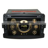 car doubin din dvd player for Renault Duster