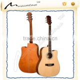 Solid top Acoustic Guitar 2016 new style trend handmade Musical instruments