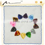 logo customized coloful wholesale guitar picks