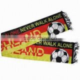 2013 Economy strip new satin promotion custom sport fan scarfs