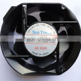 172*50mm ac axial fan with capacitor