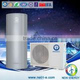 Water Power Multi-Functional Copeland Scroll Compressor Heat Pump (water-water) for heating residential