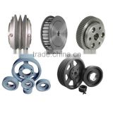 Aluminum Timing Pulleys with Wheel Plastic Pulley