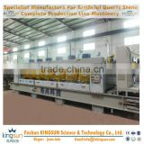 Quartz Stone Calibrating Machine