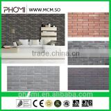 made to measure flexible light weight thin suitable for high-rises 240*60 square brick