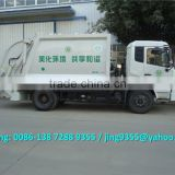 DONGFENG 4x2 new garbage compactor truck, refuse compactor garbage truck 10-12T capacity on sale in Dubai