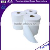 20cm height Hand paper roll towel, flushable