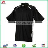 Coolmax fabric quick dry moisture management active polo t shirt