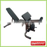 standard sit up outdoor bench Multi Bench with leg extension popular sale fitness gym equipment