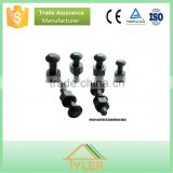 steel structure high strength hexagon bolts and nuts
