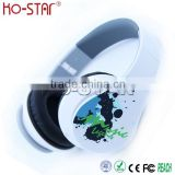 Hi-Fi Stereo Adjustable and Foldable Headphones For PC or Mobile Phone or Portable Media Players Detachable Cable Optional