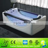 HS-B268 freestanding bath acrylic soak tub small european bathroom bathtub