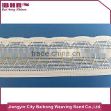 men's underwear beaded lace fabric white