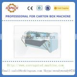 high speed paper cutter machine/cutting machinery for crrugated paperboard/ box making machine