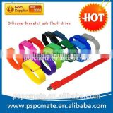 Colorful Bracelet USB 2.0 Memory Stick Flash pen Drive 4GB 8GB 16GB 32GB USB Flash drive