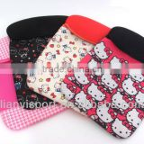 2013 wholesale neoprene laptop sleeve for girls