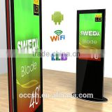 40 Inches Android Advertising Player, AD Display, Shopping Mall Signage Kiosk Aluminum Side
