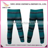 Tight Kids Fashion Pants Factory Jacquard Baby Girls Trousers