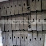 Casting iron parts,casting digger tooth parts,farm machinery casting parts,Valves casting
