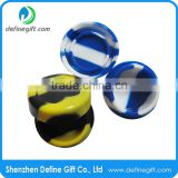 Silicone Wax Oil Container 5mL 32mm Containers Silicone Jars Wax Concentrate Wax Containers