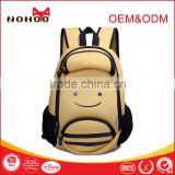 Beautiful Waterproof Lightweight kids cartoon backpacks Kindergarten Baby Girls Boys Fashion Bee Schoolbags 2016