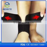 hot new products for 2016 shijiazhuang aofeite sport adjustable sibote elastic neoprene ankle support shoes
