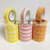 custom printed washi japanese paper tape for decoration and gift                                                                                                         Supplier's Choice