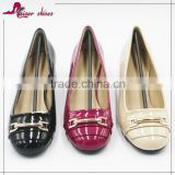 SSK16-615 ROUND TOE HIGH HEEL LOW PRICE HIGH QUALITY FASHION PUMP LADY SHOE                                                                         Quality Choice