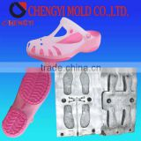 popular jelly ladies sandal shoes mould