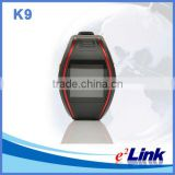 Kids gps tracker watch with monitor with GEO fence with google maps link with SOS button