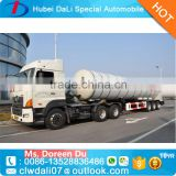 CO2 lng cng tube transport truck trailer with high quality for sale                                                                         Quality Choice
