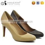 italian shoe manufacturers lady office red sole shoes