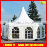Hexagonal aluminum frame pop up folding tent canopy                                                                         Quality Choice