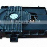 injection mold plastic case for VCD