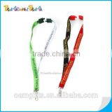 Promotional Custom safety break lanyard