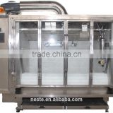 large capacity automatic production for peanuts, raisins , almonds M&M chocolate beans coating machine
