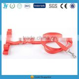 LF Thick Nylon Pet Dog Leash for running walking jogging