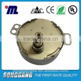 Low RPM TH-50-516 220V CCW 4W WHITE H-OIL WIRE 24MM AC Synchronous Motor