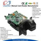 Vending Machine Kiosk CRT-288C Manual Dip Card Reader