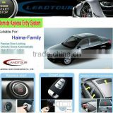 High Quality Auto Manufacturer Can Bus Remote Control Push Button Start Keyless Entry System for Haima Family
