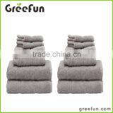 2016 Amazon Hot Sale Made In China Black Luxury Specification Brands Cotton Wholesale Bath and Pool Hotel Towels