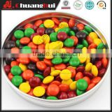 Sugar Coated Chocolate Bean / 0.32g 9mm Chocolate Bean Bulk Packing